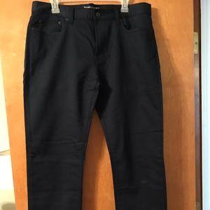 NWOT Banana Republic Travel Pants size 34x32 slim